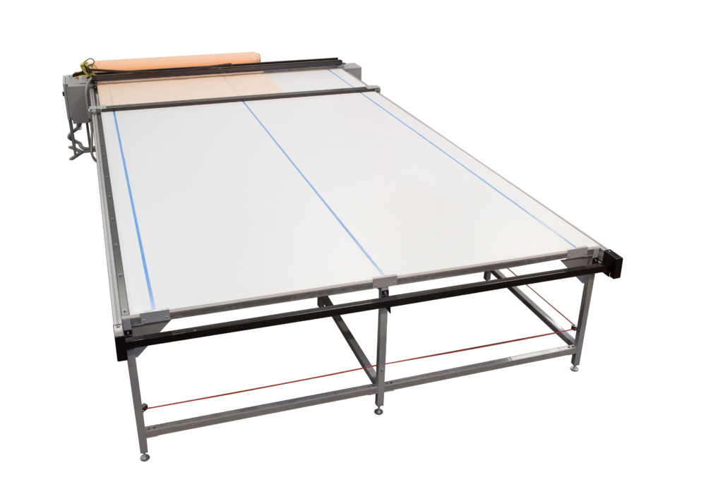 Stół do cięcia tkanin
