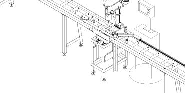 Wiertarka półautomatyczna do rolet i bram